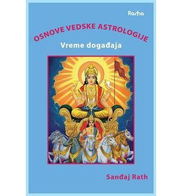 """Pandit Sanđaj Rath u svom modernom đotiš klasiku """"Osnove Vedske astrologije - Vreme događaja"""" donosi posve novi ugao posmatranja đotiša, naglašavajući njegov naučni aspekt. Mnogi ovu knjigu nazivaju revolucionarnim đotiš delom po svojoj prirodi. Ova knjiga stekla je popularnost među astrolozima širom sveta. Uz prevod Branke Larsen, danas je dostupna i na srpskom jeziku."""