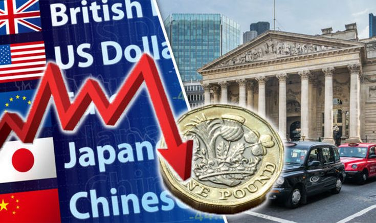 Pound to euro exchange rate: Sterling continues to TUMBLE and it's down to THIS
