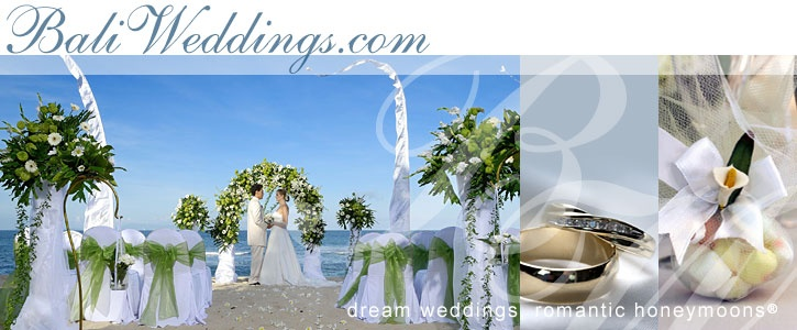 Bali Weddings - Bali wedding packages in Nusa Dua hotels