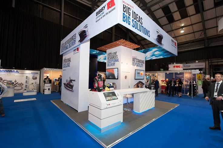 Bibby Offshore at Subsea 2015