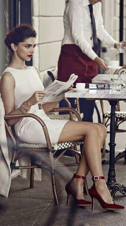 Cafe style.