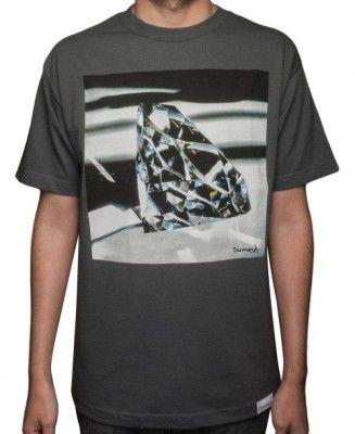 Diamond Supply Co.   Brilliant Glass T Shirt $34