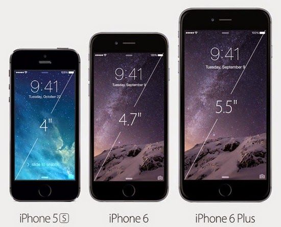 """iPhone 6 and iPhone 6 Plus smartphones are now officially available by Apple with the world's most advanced mobile operating system """"iOS 8 Firmware"""".  http://www.techglobex.net/2014/10/apple-iphone-6-iphone-6-plus-specs-features-review.html"""