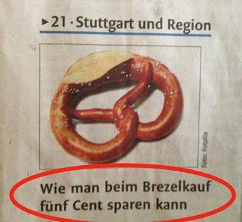 Die Schwaben lassen den Rest Deutschland oft sehr ratlos zurück