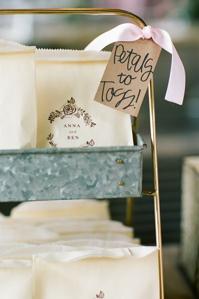 Homespun Wedding at The Brick Church by White Rabbit Studios - Southern Weddings