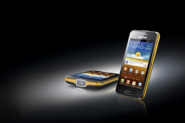Samsung Galaxy Beam - projector equipped phone