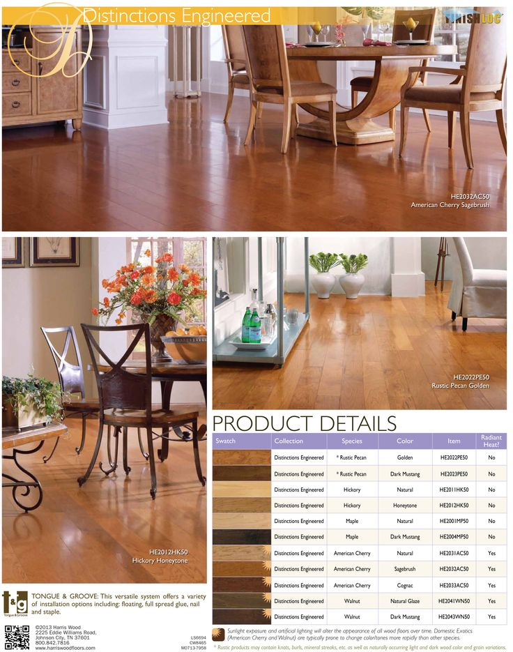 A Premium Selection Of Domestic Exotic Floors From Harris Wood!