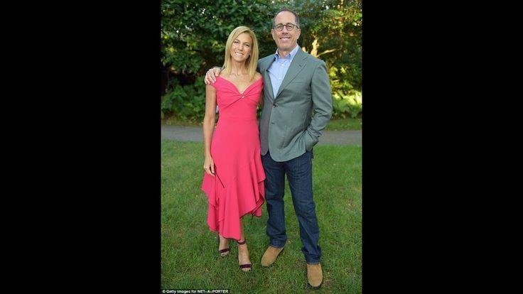 Jerry Seinfeld accompanies wife Jessica to charity dinner-Jerry Seinfeld accompanies wife Jessica to charity dinner