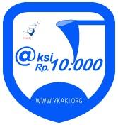 AKSI 10.000: Yotomo untuk Yayasan Kasih Anak Kanker Indonesia, mari kita sisihkan untuk mereka!. Bagaimana anda dapat membantu? Just click http://www.yotomo.com/ykaki