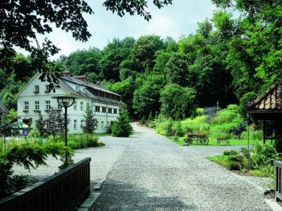 Hotele Spa na Mazurach - Hotel Młyn Klekotki Godkowo