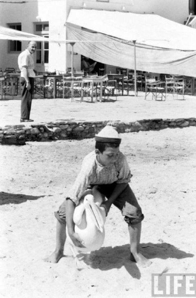 #Mykonos ,1961!
