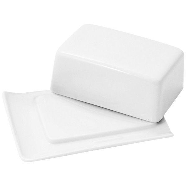 Boutique de vaisselle en porcelaine - BEURRIER MODULO - Vaisselle - Guy Degrenne
