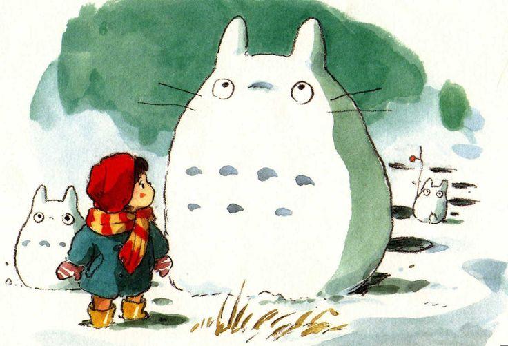 202 best Totoro images on Pinterest | Crochet totoro ...