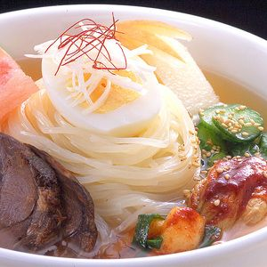 cold noodle from Morioka 戸田久 盛岡冷麺