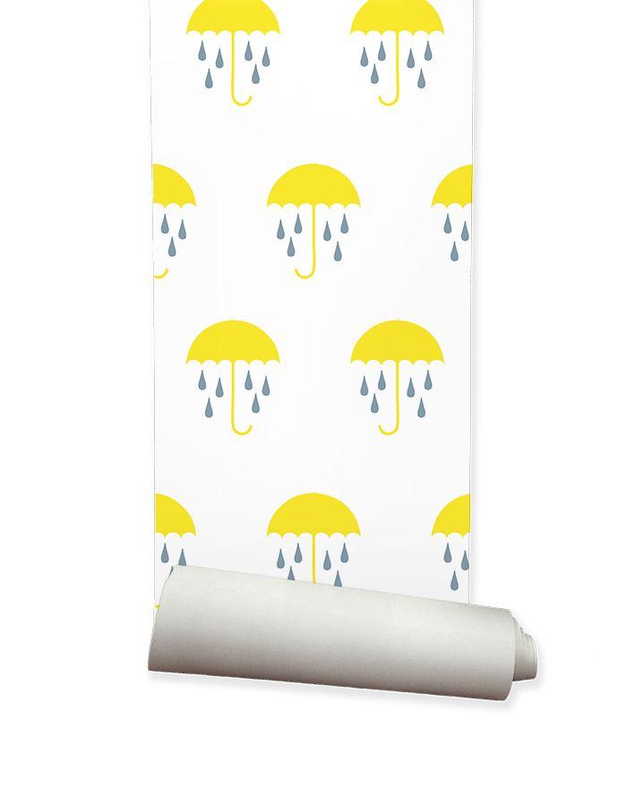 ella and sofia product solutions pty ltd - Kids Wallpaper Twisted Rain, $195.00 (http://www.ellaandsofia.com/kids-wallpaper-twisted-rain/)