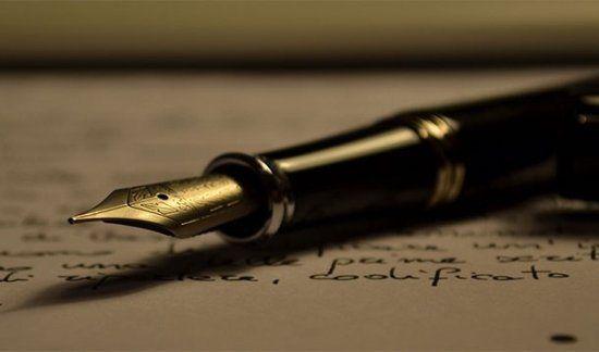 Scriptophobia  Fear of writing in public