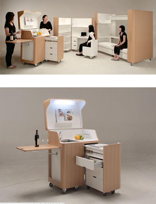 25 best ideas about multipurpose furniture on pinterest for Room design mahim