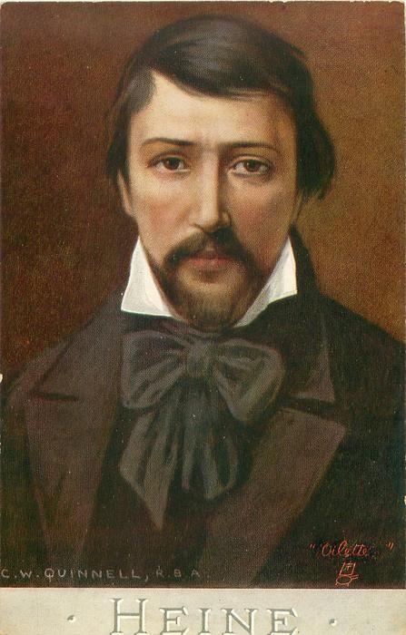 Heinrich Heine ~ C.W. Quinnell
