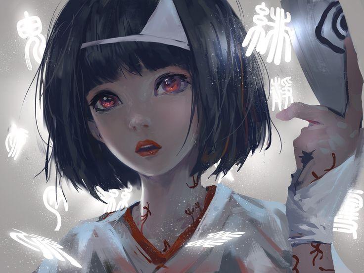 Anime Noragami Nora (Noragami) Wallpaper