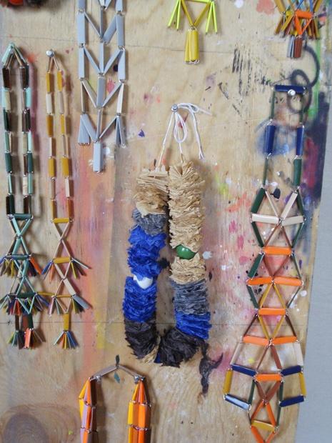 lauren manoogian. necklace display.: Statement Necklaces, Style, Laurenmanoogian, Lauren Manoogian S, Amazing Necklaces, Manoogian Necklaces, Paperclip Necklaces, Necklace Display