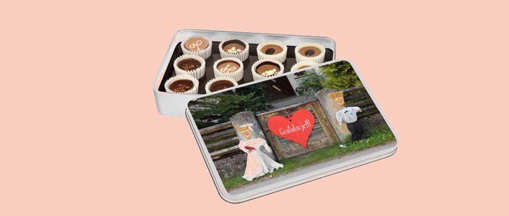 Czekoladki na ślub – 5 wyjątkowych pomysłów na słodki prezent dla Pary Młodej