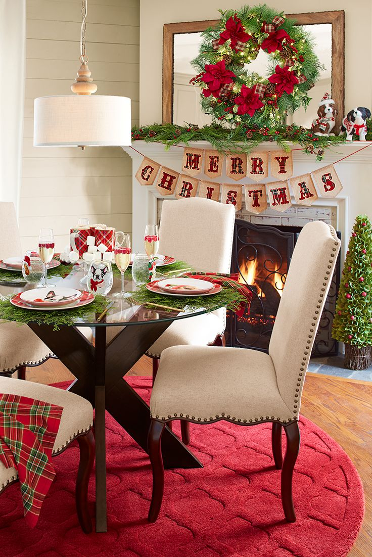 Your home improvements refference christmas dinner table decorations - Are You Ready For Holiday Entertaining Check Out Our Great Finds For Christmas To Complement