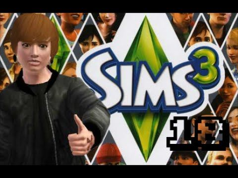 Sims 3 Lets Play - Part 18 - Our date arrives as a MAN?!