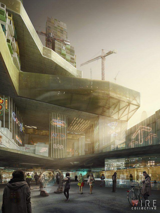 Gagnants Du Concours De Visualisation Architecturale Hover