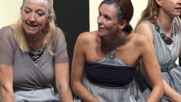 Trailer Antigone  Cast: Theaterhaus Ensemble  #Theaterkompass #TV #Video #Vorschau #Trailer #Theater #Theatre #Schauspiel #Tanztheater #Ballett #Oper #Musiktheater #Clips #Trailershow