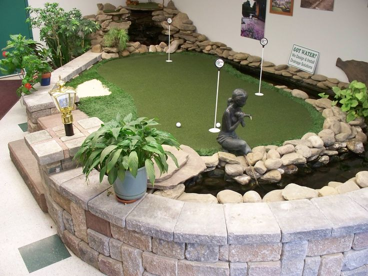 51 best putting green ideas images on pinterest