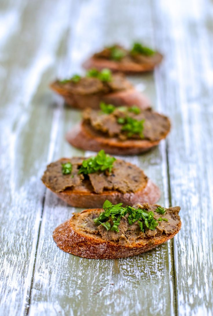 Vegan Lentil Pâté/ Wegański pasztet z soczewicy
