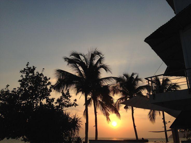 Gorgeous. #Sunset #Vacation #Langkawi