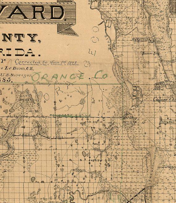 Restoration Hardware Florida: 25+ Best Florida County Map Ideas On Pinterest