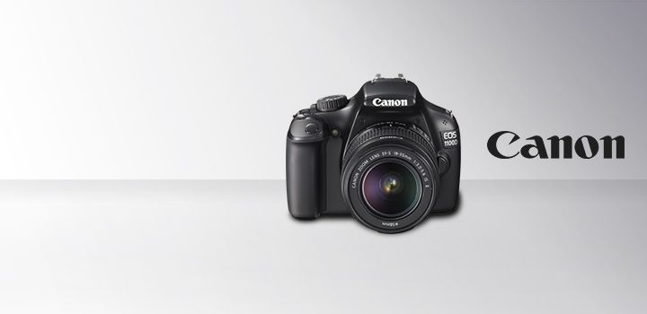 Any budding photographers looking to take their DSLR photography further will love the Canon EOS 1100D camera!