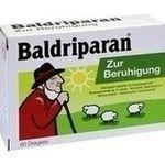 BALDRIPARAN Zur Beruhigung überzogene Tabletten rezeptfrei in der Versandapotheke