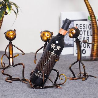 NewGizmo: Милые и смешные обезьяны. Оригинальные подставки д...