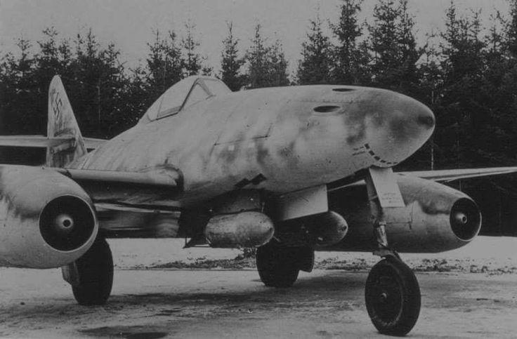 Stuka — Messerschmitt Me262