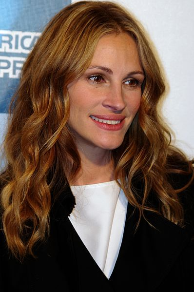Julia Roberts! Not only is she talented, did you know Coretta Scott King paid for the hospital bill when Julia was born?