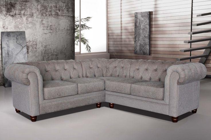 Darcy Chesterfield Corner Sofa