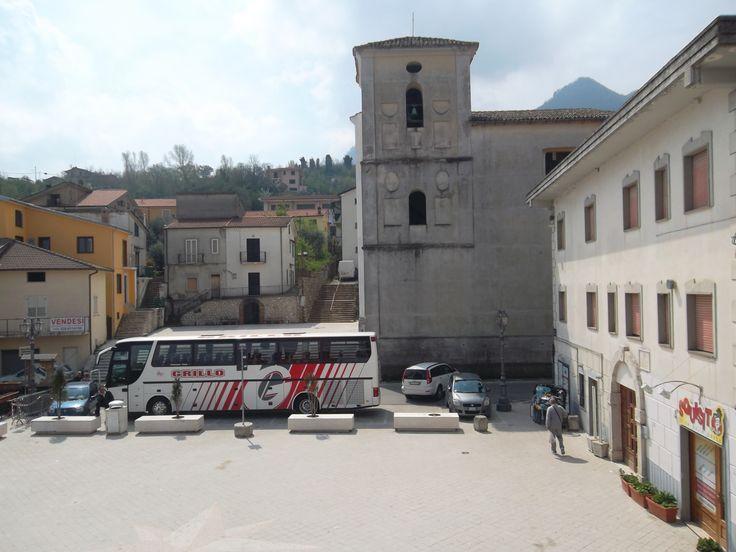Piazzale Aldo Moro Pietrastornina