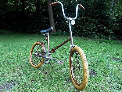DDR IFA MIFA Custom Fahrrad Minirad Klapprad Rad hoher Lenker