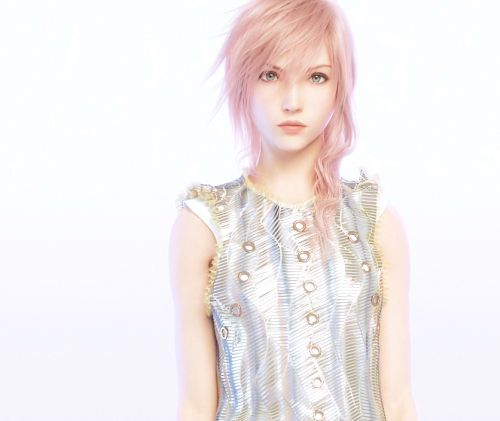 lightning farron Final Fantasy XIII