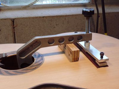 Assembling the Guitar