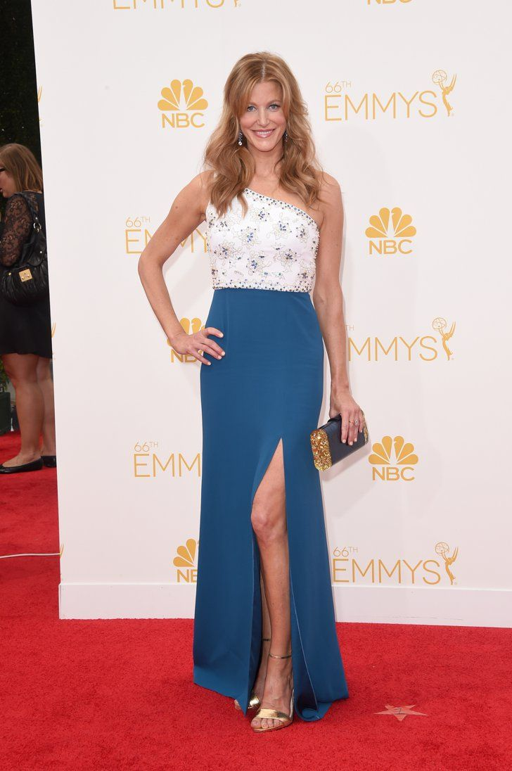 Pin for Later: The Small Screen's Hottest Stars on the Emmys Red Carpet! Anna Gunn