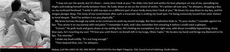 One Night Trilogy by Jodi Ellen Malpas