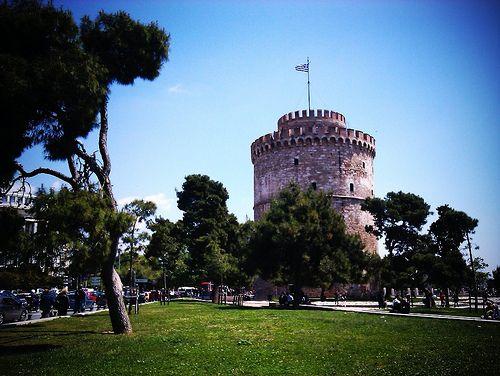 Ωραίες μέρες, ωραίες βόλτες... Παραλία Θεσσαλονίκης και Λευκός Πύργος