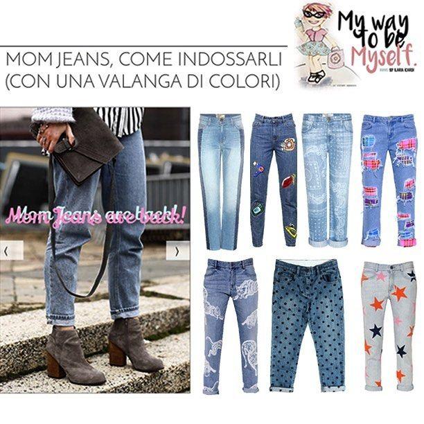 MOM JEANS | My Way to be Myself by Ilaria Icardi 👖  #blogger #bloggerstyle #clickandpublish #jeans #mom #denimjeans #blog #inspirationalboard #moodboard done using TrendForTrend tools @ciuzzetta @aujourlejour_official #stellamccartney @houseofholland #luisaviaroma @currentelliott #mytheresa #inspirational