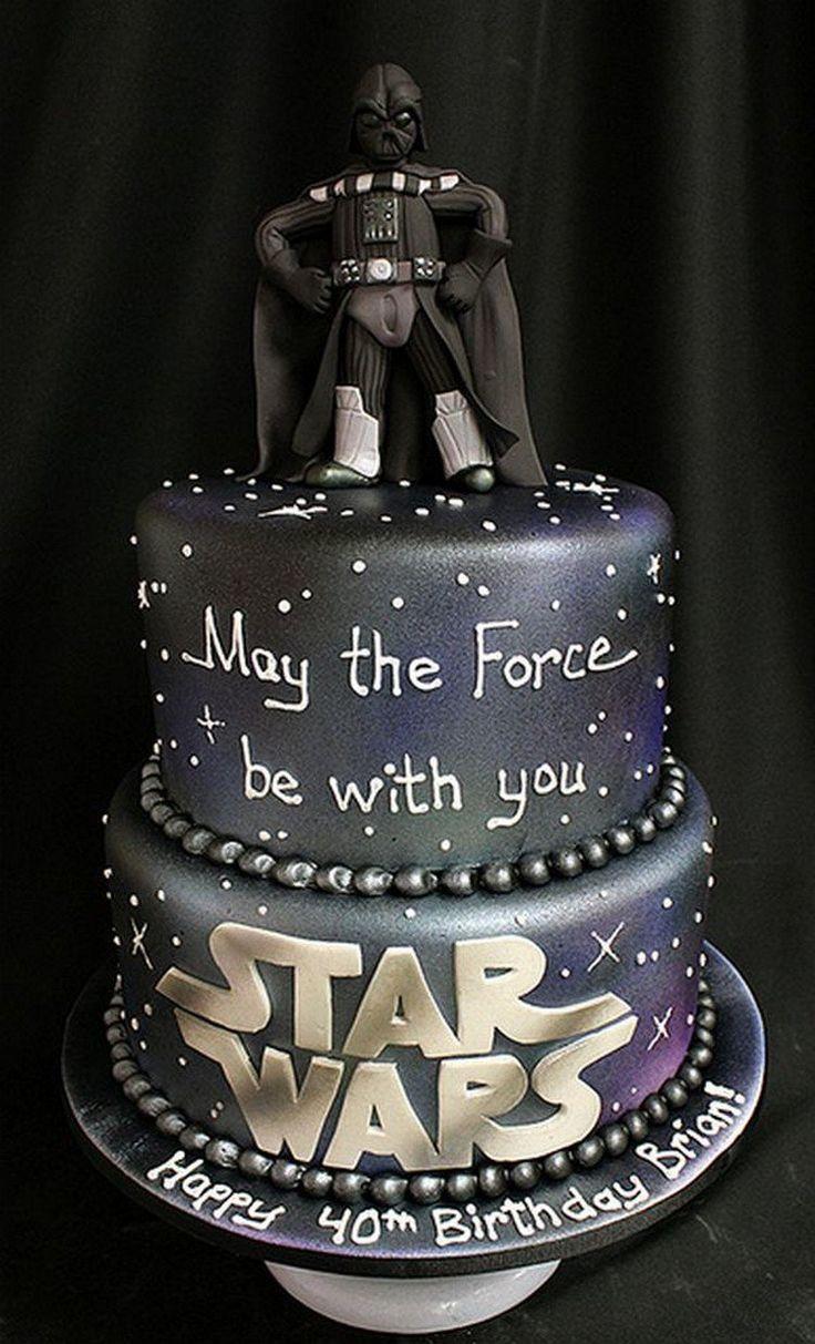 Decoracao fazendinha luxo bolo falso ccs decoracoes eventos car - Festa Infantil Star Wars Aprenda Como Decorar