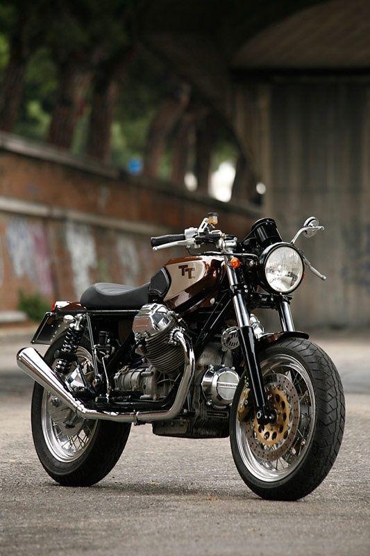Moto Guzzi TT