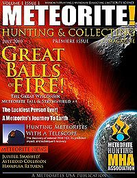 A Good Metal Detector: You can find meteorites with a metal detector. But not just any metal detector will do. Though meteorites have iron and can be located with cheap discount store metal detectors, the serious meteorite hunter will spend a little more on a metal detector specifically designed for gold detecting. They're more sensitive and tend to find meteorites at much greater depths. ... Minelab make(s) great metals detectors that you can use to find meteorites.